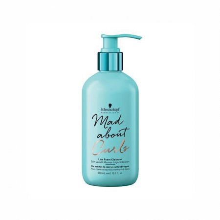 Schwarzkopf Professional Mad About Curls Low Foam Cleanser, 300ml