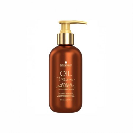 Schwarzkopf Oil Ultime - Argan & Barbary Fig Oil-In Conditioner, 200ml