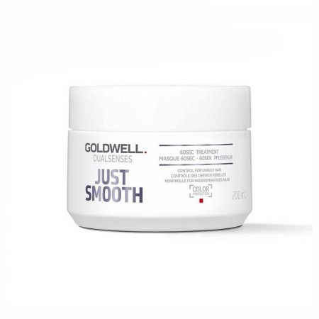 Goldwell Dualsenses Just Smooth Taming 60 second Treatment, 200ml