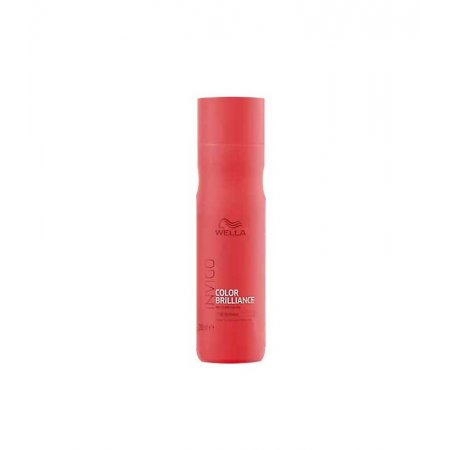Wella Professionals Invigo Color Brilliance Shampoo Fine/Normal Hair, 250ml
