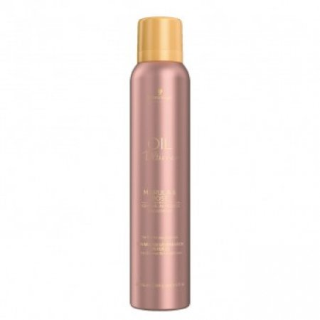 Schwarzkopf Oil Ultime - Marula & Rose Light Oil-In-Spray Conditioner, 200ml