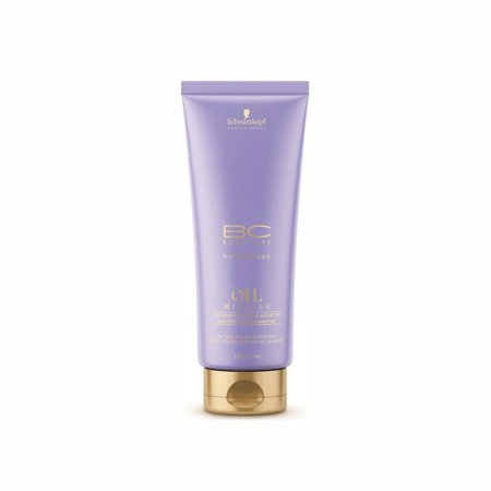 Schwarzkopf Professional BC Oil Miracle Barbary Fig Oil Shampoo, 200ml